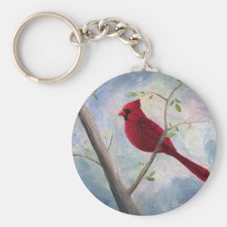 cardinal key ring