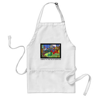 Cardinal Law Funny Law Cartoon Gifts & Collectible Standard Apron