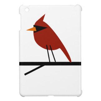 Cardinal on a Limb Cover For The iPad Mini