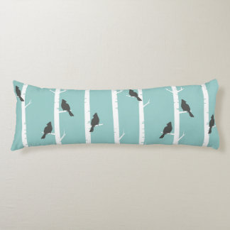 Cardinal Pattern Body Cushion