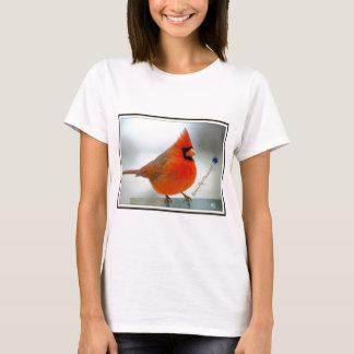 Cardinal Red Bird T-Shirt