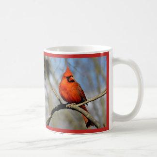 Cardinal Red Mug