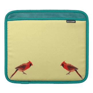 Cardinal(s) iPad Sleeve