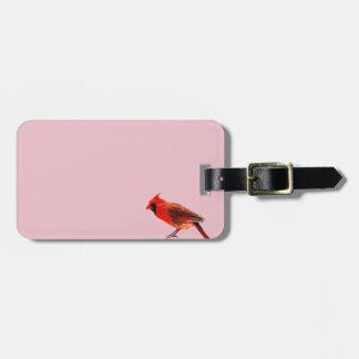 Cardinal(s) Luggage Tag