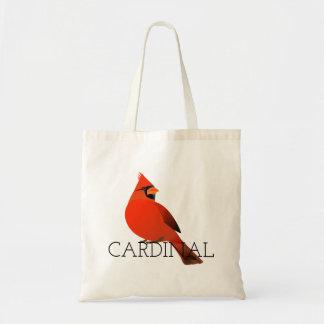 Cardinal Tote Bag