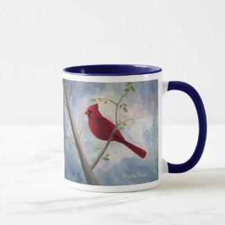 cardinal Wrap Around Mug