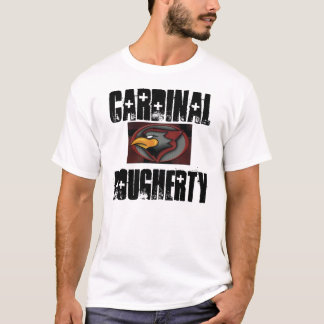 Cardinals, Dougherty, Cardinal - Customized T-Shirt