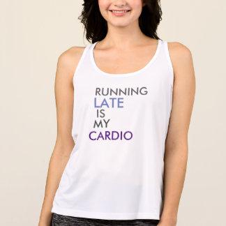 Cardio (Women's work-out tank) Singlet