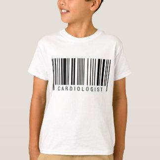 Cardiologist Barcode T-Shirt