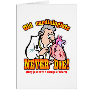 Cardiologists Card