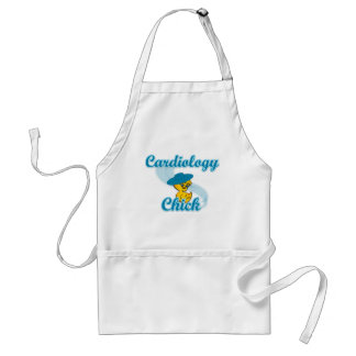 Cardiology Chick #3 Standard Apron
