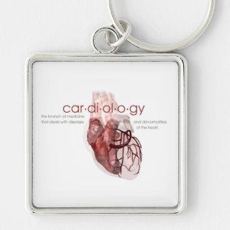 Cardiology keychain
