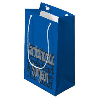 Cardiothoracic Surgeon Extraordinaire Small Gift Bag