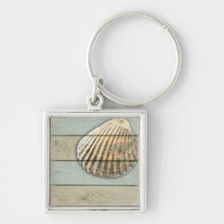 Cardita Shell Key Ring
