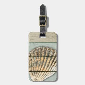 Cardita Shell Luggage Tag