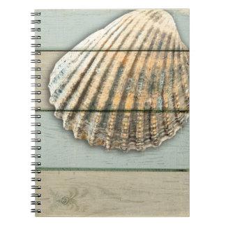 Cardita Shell Notebook