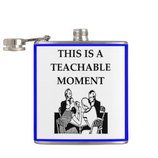cards hip flask