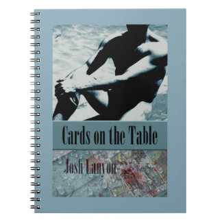 Cards on the Table notebook