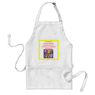 cards standard apron