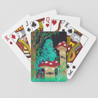 Cards with the Caterpillar