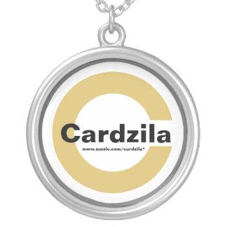 Cardzila Logo Template Necklace