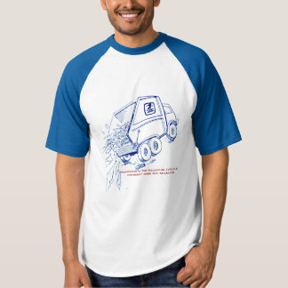 Care-A-Gram Mail Truck Collection T-Shirt