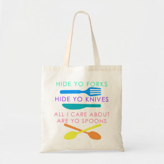 Care About Spoons - Bag