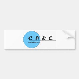 CARE Bumper Sticker Car Bumper Sticker