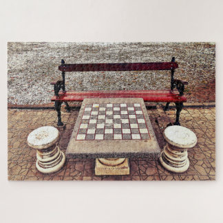 Care For A Game Of Chess? Jigsaw Puzzle