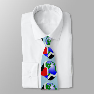Care for earth tie