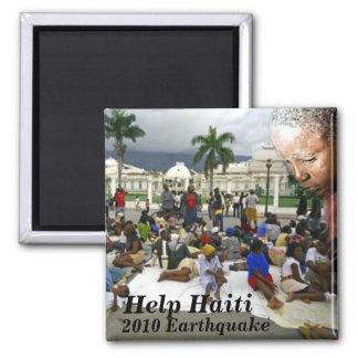 Care for Haiti_ Magnet