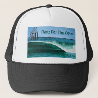 Care For the Cove Trucker Hat