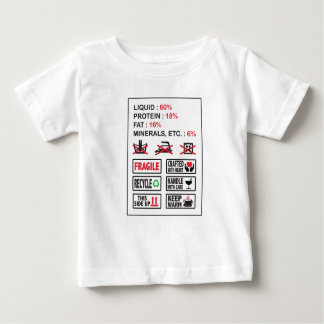 Care label baby T-Shirt