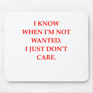 CARE MOUSE PAD