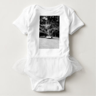 Care to Join Me? Baby Bodysuit