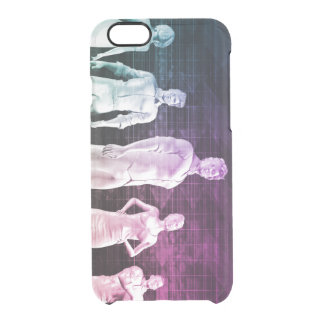Career Development and Marketable Skills Clear iPhone 6/6S Case