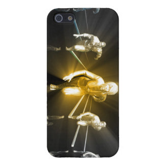 Career Development with a Business Team iPhone 5/5S Case