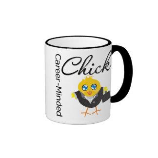 Career-Minded Chick Coffee Mug