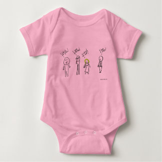 """Career Minded"" Funny Baby Clothing Baby Bodysuit"