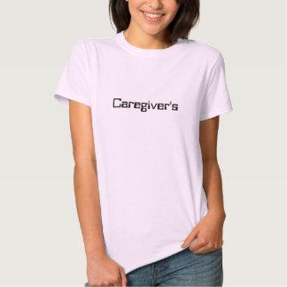 Caregiver basic t shirt