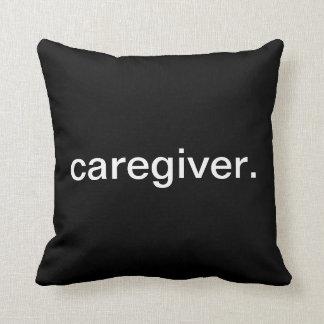 Caregiver Throw Cushions