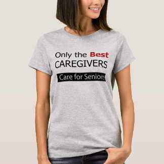 Caregiver for Seniors T-Shirt