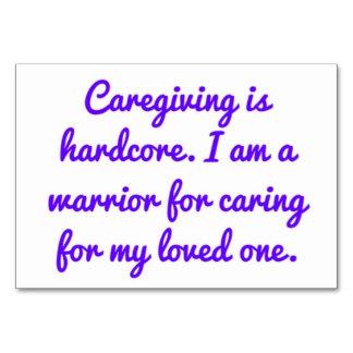 Caregiver Motivation Card