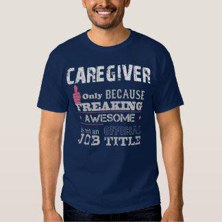Caregiver Tshirt