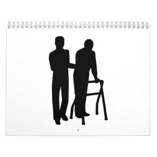Caregiver Wall Calendar