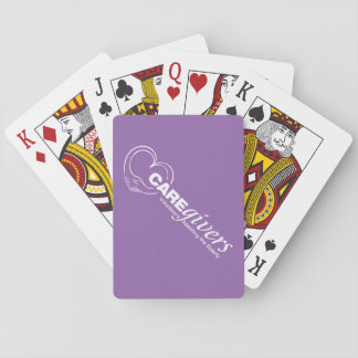 CAREGIVERS Playing Cards