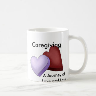 Caregiving A Journey of Love and Loss Mug