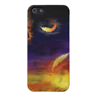 Careless Phoenix iPhone 5 Cover