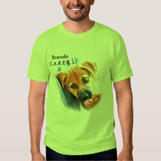 CARES - Brenda - Calypso Tshirt