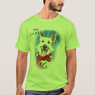 CARES - Lisa T-Shirt